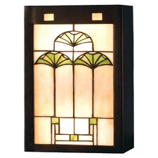 Ginkgo 2 Light Wall Sconce