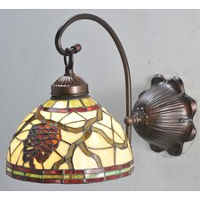 Pinecone 1 Light Wall Sconce