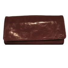 <strong>Latico Leathers</strong> Mimi in Memphis Roxie Large Flap Over Wallet