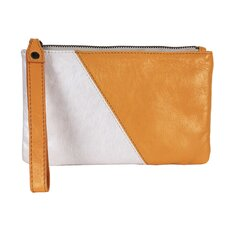 ColorBlock Dottie Wristlet