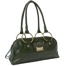 <strong>Latico Leathers</strong> Mimi Triple Zip CoinKeeper Tote