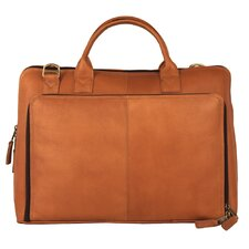 Heritage Soho Leather Laptop Briefcase