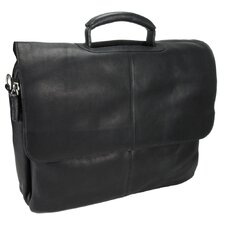Heritage Flapover Laptop Briefcase