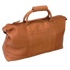 Heritage Leather Carriage Travel Duffel