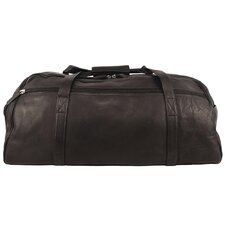 "Heritage 22.5"" Leather Convention Travel Duffel"