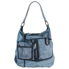 Brushstroke Zara Triple Pocket Large Shoulder Bag