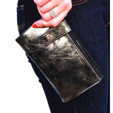 <strong>Latico Leathers</strong> Art Kaci Large Double Zip Wallet
