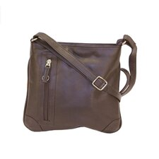 Curry Multi Zip Slim Crossbody