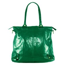 <strong>Latico Leathers</strong> Pilar Large Mimi Tote / Weekender Bag