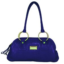 Louise Mimi Triple Zip Coinkeeper Tote Bag