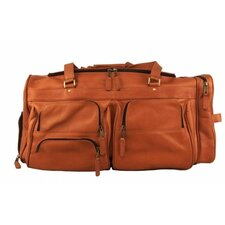 "<strong>Latico Leathers</strong> Heritage 22"" Leather Viking Travel Duffel"