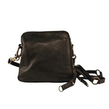 <strong>Latico Leathers</strong> Urban Glow Beulah Triple Zip Square Shoulder Bag