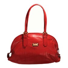 <strong>Latico Leathers</strong> Mimi in Memphis Taylor Coin Keeper Domed Tote Bag