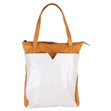 ColorBlock Ingrid Tote Bag