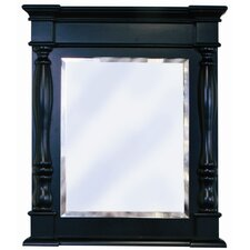 "<strong>JSG Oceana</strong> Chess 27.4"" x 32"" Vanity Mirror"
