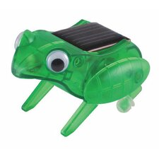 Solar Happy Hopping Frog Kit