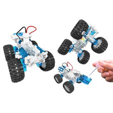 Salt Water Fuel Cell Monster Truck
