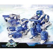 T3 Transforming Solar Robot
