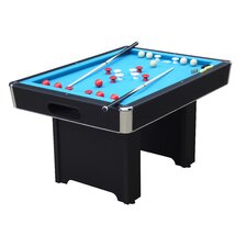 "Hartford 3/4"" Slate Bed Bumper 4' Pool Table"