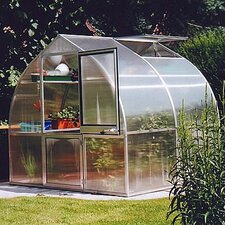 <strong>Hoklartherm</strong> Riga IIs Polycarbonate Greenhouse