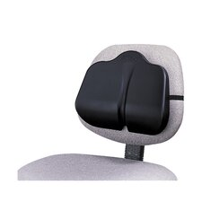 SoftSpot Low Profile Backrest in Black