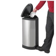 37.85-Litre Step-On Waste Bin