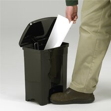 15.14-Litre Step-On Waste Bin