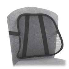 Mesh Backrest in Black