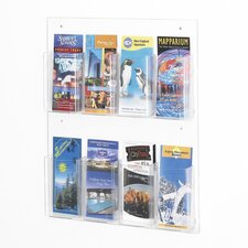 Clear2c 8 Pamphlet Display