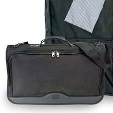 <strong>U.S. Traveler</strong> Ballistic Nylon Tri-fold Carry-On Garment Bag