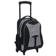 <strong>U.S. Traveler</strong> Pacific Gear Lightweight Wheeled Backpack