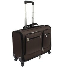 "<strong>U.S. Traveler</strong> 22"" Carry-On Spinner Garment Bag"