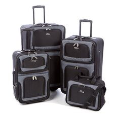 New Yorker 4 Piece Luggage Set