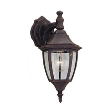 <strong>Designers Fountain</strong> Budget Cast Aluminum Down Light Wall Lantern