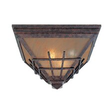 Oak Park Outdoor Flush Mount