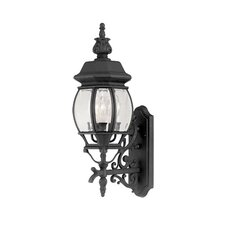 <strong>Designers Fountain</strong> Riviera Cast Wall Lantern