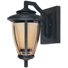 Stockholm 1 Light Outdoor Wall Lantern