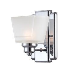 Metropolis 1 Light Wall Sconce