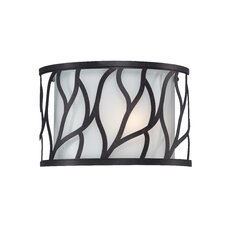 <strong>Designers Fountain</strong> Modesto 1 Light Wall Sconce