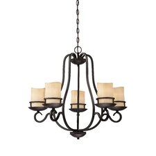 Lauderhill 5 Light Chandelier