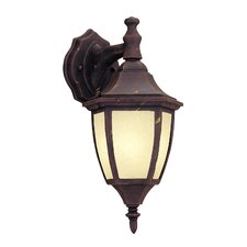 Builder 1 Light Outdoor Wall Lantern