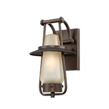 1 Light Outdoor Wall Lighting