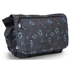 Terry Campus Blinker Messenger Bag