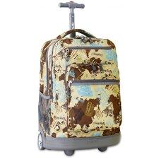 Sundance Laptop Rolling Backpack
