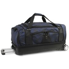"28"" Fairman 2-Wheeled Drop Bottom Travel Duffel"