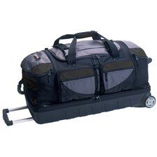 "31"" Moose 2-Wheeled Super Light Travel Duffel"