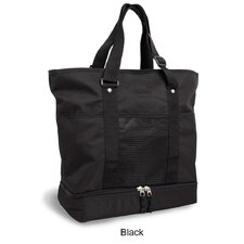 Elaine Large Tote Bag with Insulated Lunch Compartment