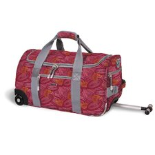 "<strong>J World</strong> 22"" Tamarak 2-Wheeled Carry-On Duffel"