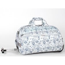 "20"" Christy 2-Wheeled Travel Duffel"