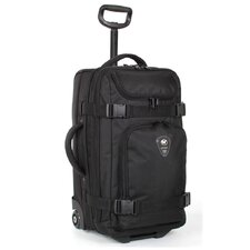 "20"" Vine Multi-Compartment 2-Wheeled Carry-On Duffel"